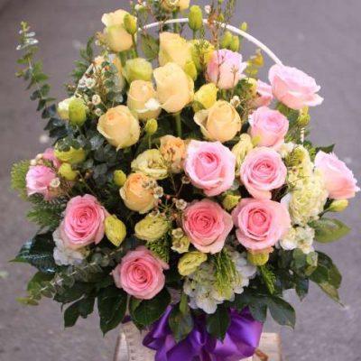 hoa sinh nhat cho nu
